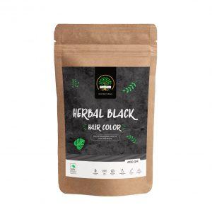 Herbal Black Powder chemical free hair color dubai