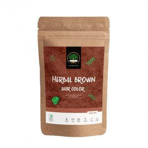 Herbal Brown Powder