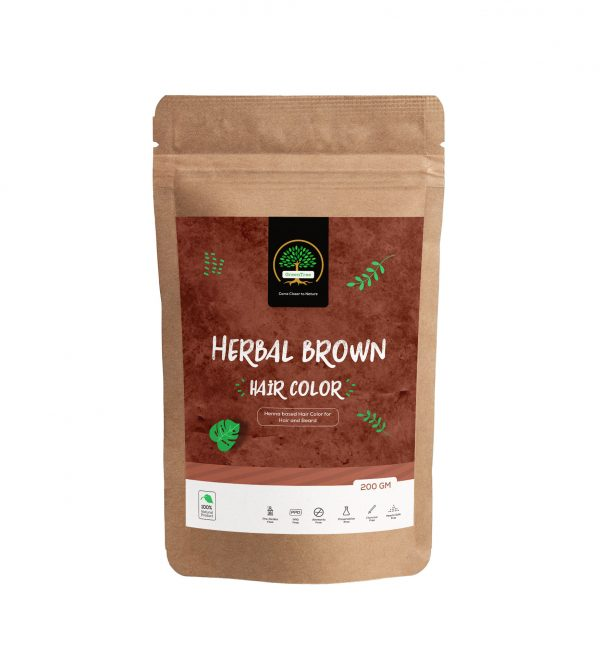 Herbal Brown Powder
