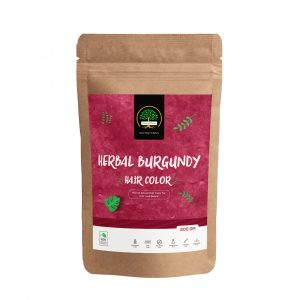 Herbal Burgundy Powder