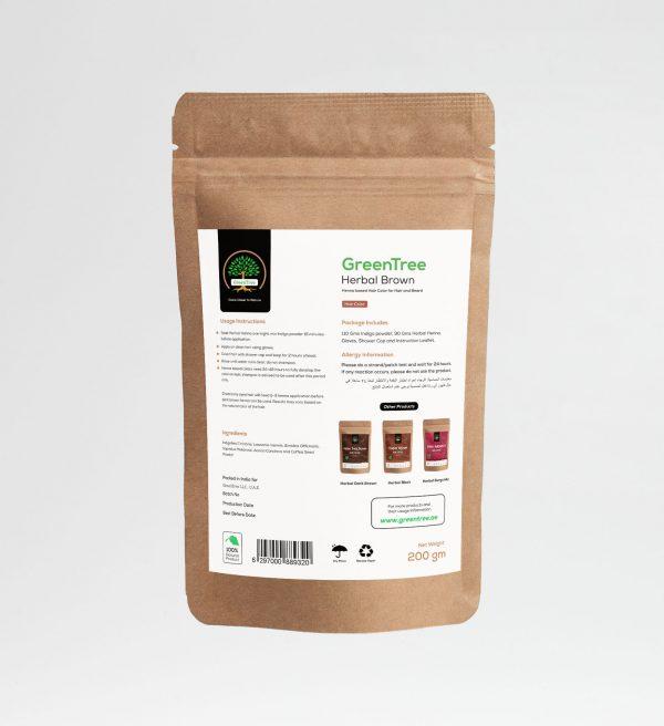 GreenTree herbal store in uae for hair color