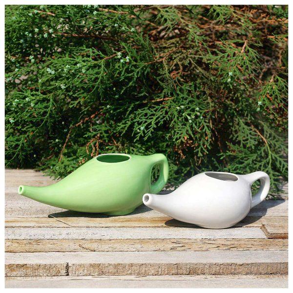 Ceramic neti pot dubai from GreenTree