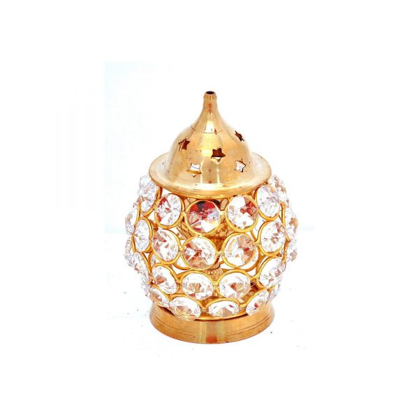 Oval Shape brass diyas dubai from GreenTree