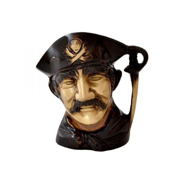 Brass-Handcoloured-Pirates-Pen-stand