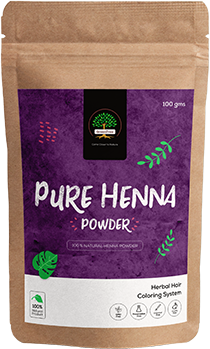 chemical free hair color dubai Pure Henna by GreenTree