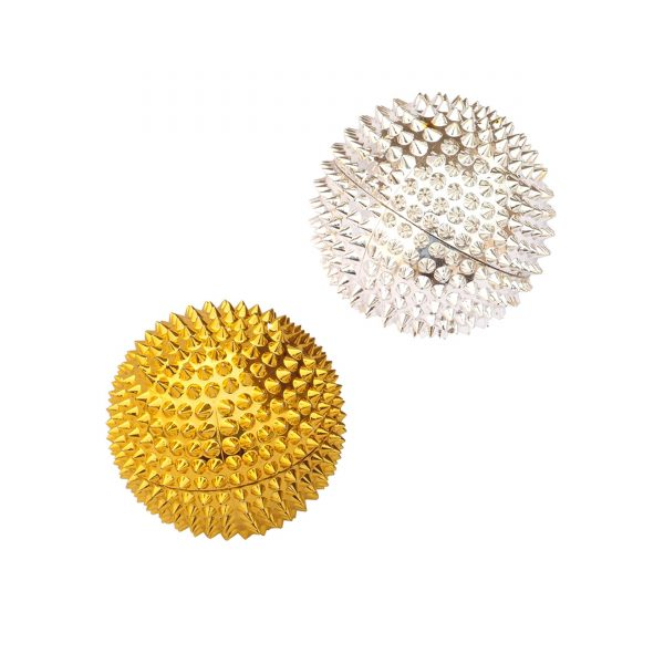 best yoga accessories dubai Spike Accupressure Ball by GreenTree