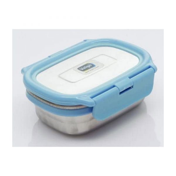 Blue lunch box kitchenware dubai by GreenTree