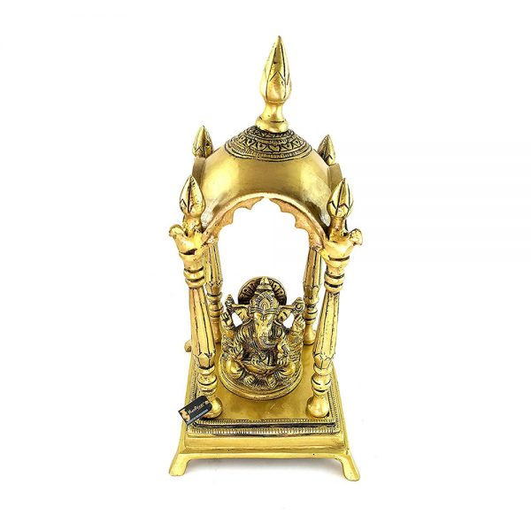 small ganesh temples and pooja items in abu dhabi by GreenTree