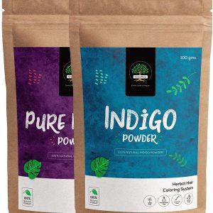 herbal hair products indigo powder by GreenTree